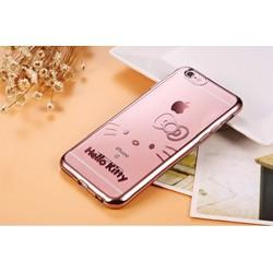 Ốp Softlight hoạt hình viền sơn tĩnh điện cho iPhone