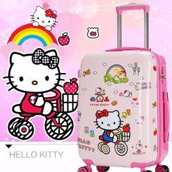 Vali kéo hình Hello Kitty dành cho bé