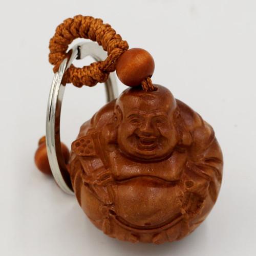 Bộ 3 móc khóa tượng Phật di lặc 1A