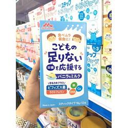 Sữa Morigana dạng túi 3-5 tuổi