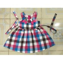 Đầm kate chất đẹp cho bé thêm xinh - DBG8041