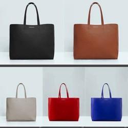 túi xách tay nữ mango shopper bag thời trang