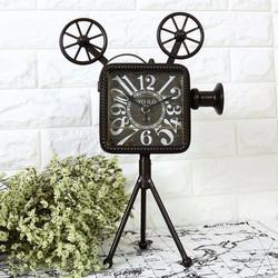 Đồng hồ máy chiếu phim cổ