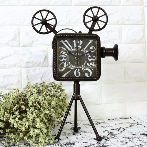 Đồng hồ máy chiếu phim cổ - 4016280 , 3652620 , 15_3652620 , 473000 , Dong-ho-may-chieu-phim-co-15_3652620 , sendo.vn , Đồng hồ máy chiếu phim cổ