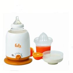 Máy hâm sữa và thức ăn siêu tốc 4 chức năng không BPA Fatzbaby