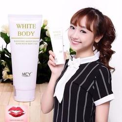 Kem dưỡng trắng White body MCY