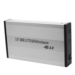 Hộp đựng ổ cứng HDD Box 3.5 Inch Sata