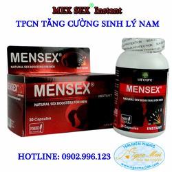 Mensex Instant - TPCN tăng cường sinh lý nam