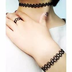 Bộ trang sức tattoo