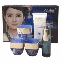 Laneige Xanh - Mỹ phẩm Laneige đặc trị nám tàn nhang trắng da