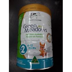 Sữa Green Meadows Cho Bé Từ 6- 12 Tháng Tuổi