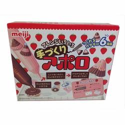 Bộ sản phẩm làm bánh Meiji Apollo Chocolate Making Kit