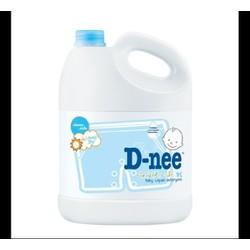 Nước giặt quần áo em bé D-Nee 3000ml xanh