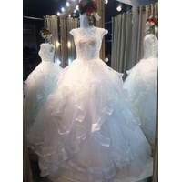 áo cưới tùng xoe xinh