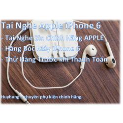 Tai nghe iPhone Zin 6
