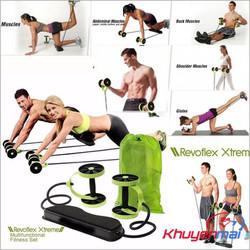 Máy Gym Tập Cơ Bụng Revoflex Xtreme Tại Nhà