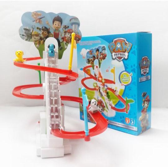 POLI_Robocar Bộ đồ chơi xếp hình cho các bé yêu.