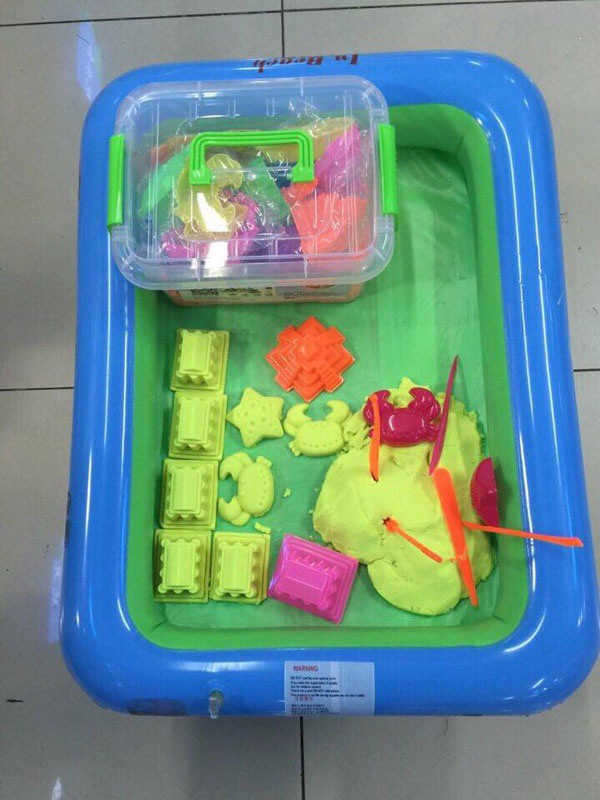 Bộ đồ chơi nặn đất sét cho bé yêu 5