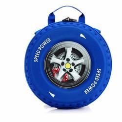 Ba lo 3D cho bé hình bánh xe