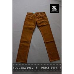 Quần Jeans Levis Màu Bò