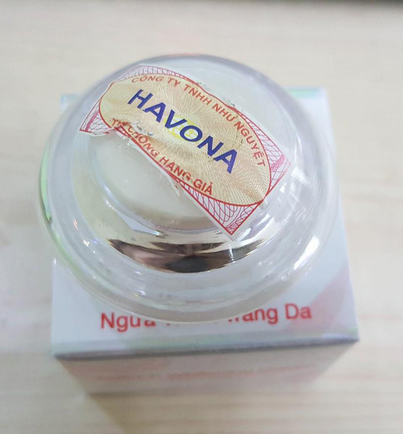 Kem Ngừa Mụn - Ngừa Thâm - Trắng Da HAVONA 4