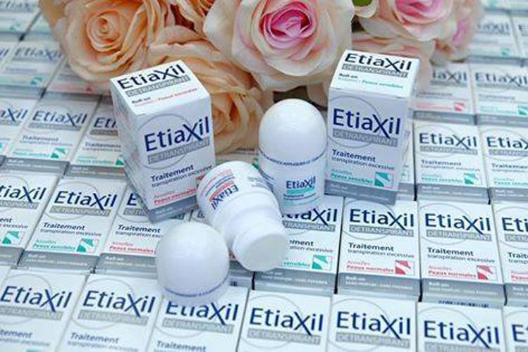 Lăn khử mùi đặc trị Etiaxil 15ml 2