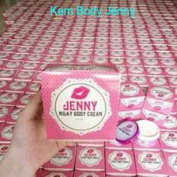 Kem Body Sữa Non Jenny