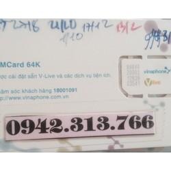 Sim Vinaphone gánh cặp   0942.313.766