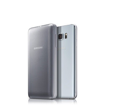 Ốp lưng kiêm sạc dự phòng không dây Galaxy Note 5 2