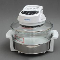 Lò nướng thủy tinh điện tử Osaka CO12E - 1200W