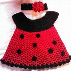 Quần áo len Handmade cho bé gái
