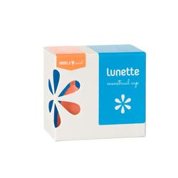 Cốc nguyệt san Lunette - màu san hô, cỡ 2