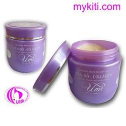 Kem Dưỡng Trắng Da Toàn Thân  Yến Đỏ Collagen UMI