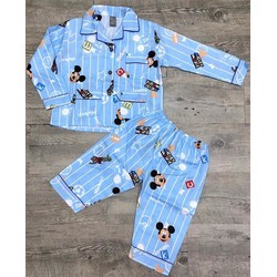 Bộ Pijama kate hình Mickey