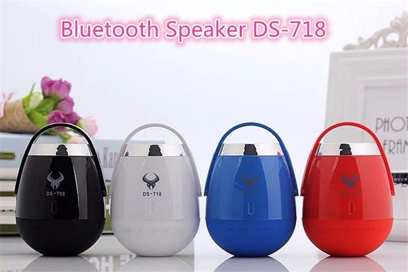 Loa bluetooth DS 718 âm thanh hay 7