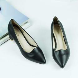 Giày Công Sở Đơn Giản Thanh Lịch 3p - Made in VietNam