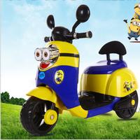 Xe moto trẻ em MINION