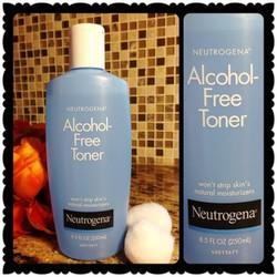 Nước hoa hồng NEUTROGENA ALCOHOL-FREE TONER 250ml Mỹ