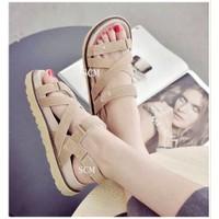 Giày Sandal Dr quai X