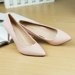 Giày cao gót 7p đơn giản đầy thanh lịch