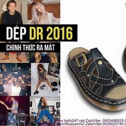 Dép nam Dr2016 phong cách thời trang đẳng cấp DTN11