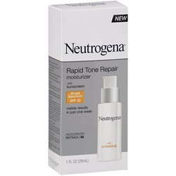 Kem dưỡng da chống nắng Nutrogena Rapid Wrinkle Repair  SPF 30 Mỹ