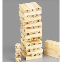 Bộ đồ chơi rút gỗ trí tuệ