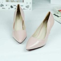 Giày Cao Gót Công Sở Đơn Giản 5p