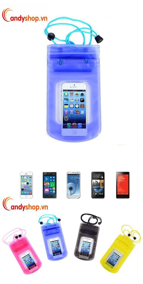 Túi chống nước điện thoại candyshop88.vn 8