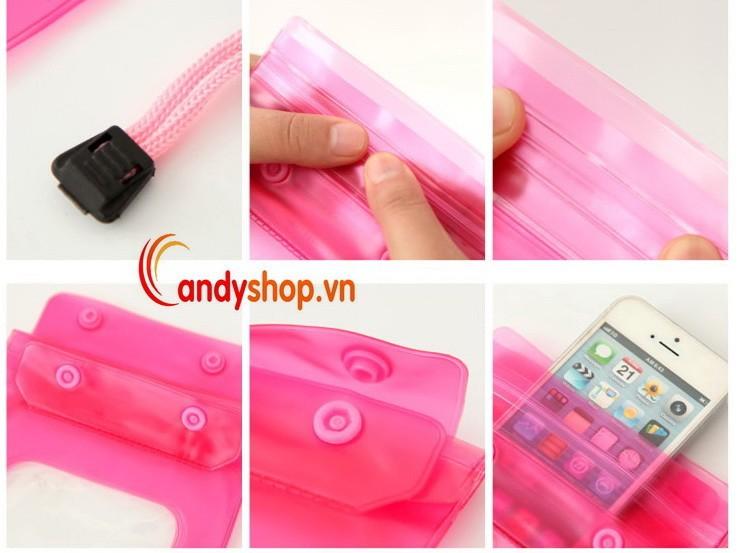 Túi chống nước điện thoại candyshop88.vn 10