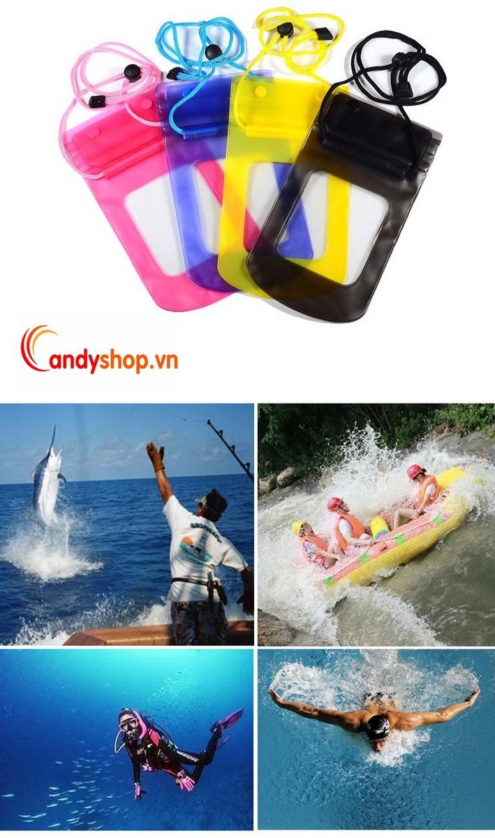 Túi chống nước điện thoại candyshop88.vn 5