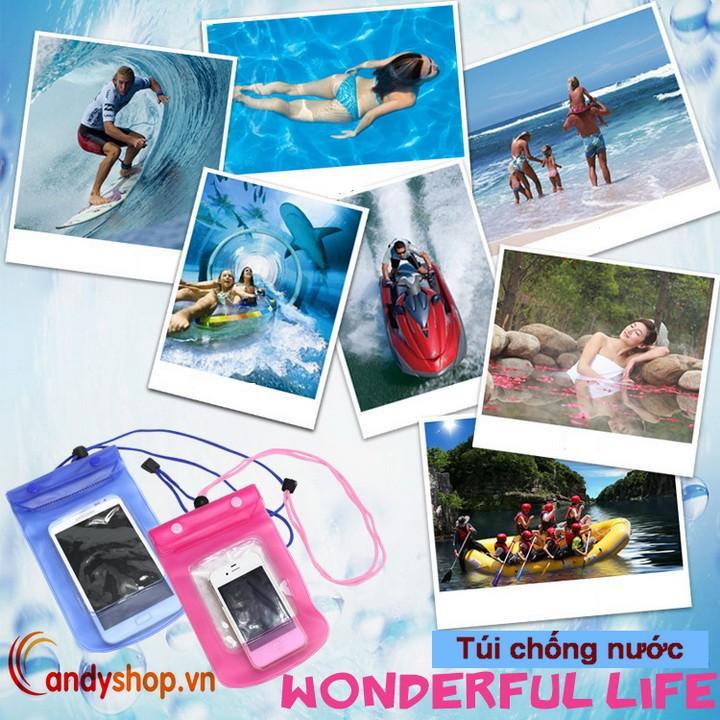 Túi chống nước điện thoại candyshop88.vn 4
