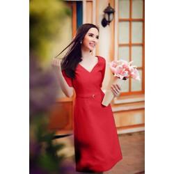 Đầm Cổ Tim Angela Phương Trinh