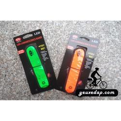 Đèn led cảnh báo đêm đeo tay, chân, balô - YXD-4220